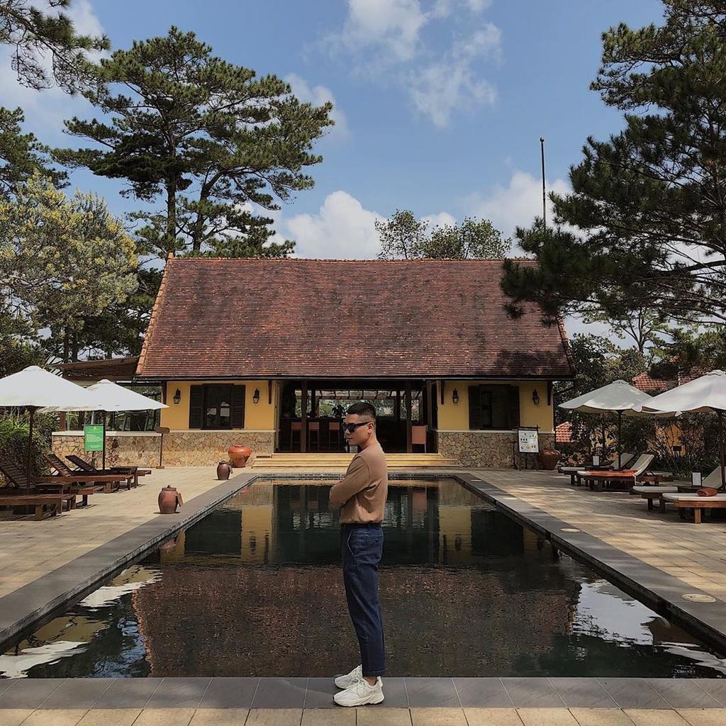 Nhung resort sang chanh duoc nhieu sao Viet check-in hinh anh 17