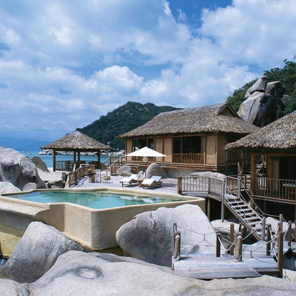 Nhung resort sang chanh duoc nhieu sao Viet check-in hinh anh 4