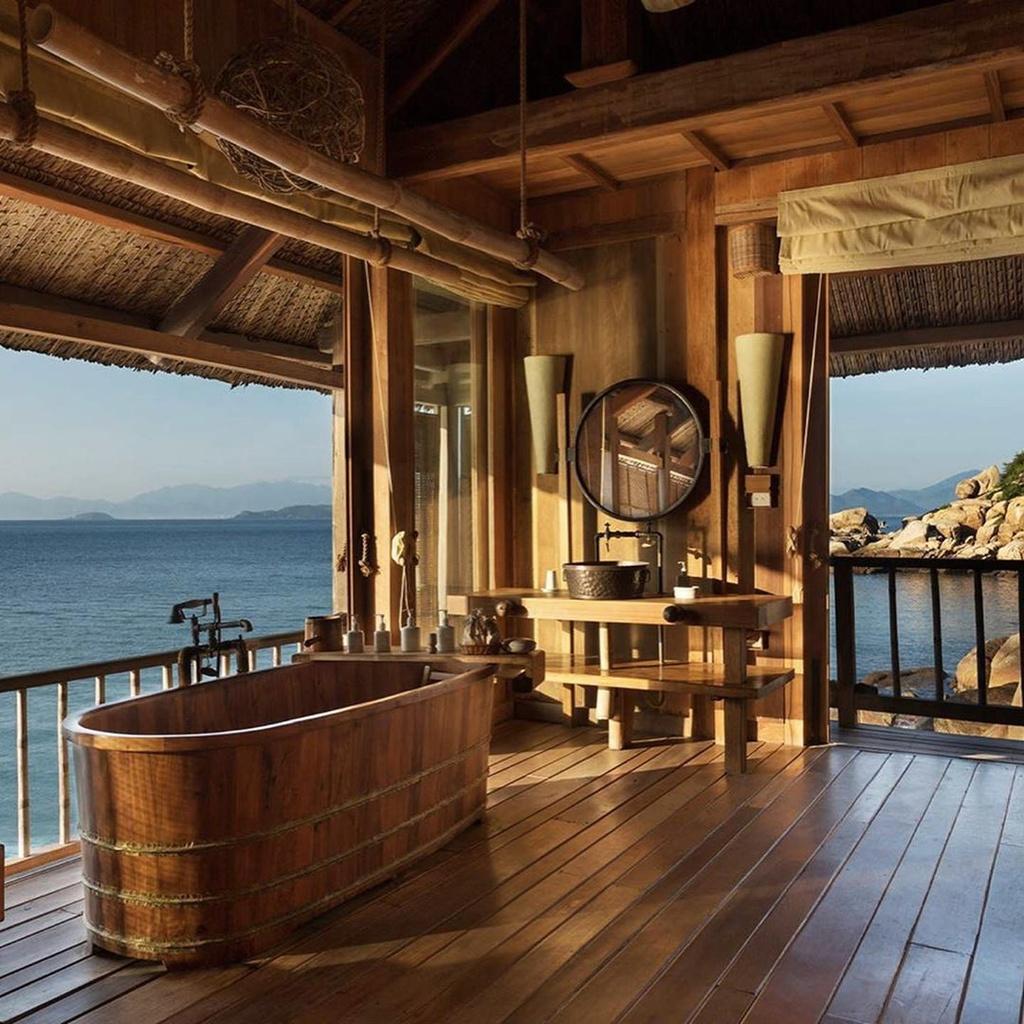 Nhung resort sang chanh duoc nhieu sao Viet check-in hinh anh 2