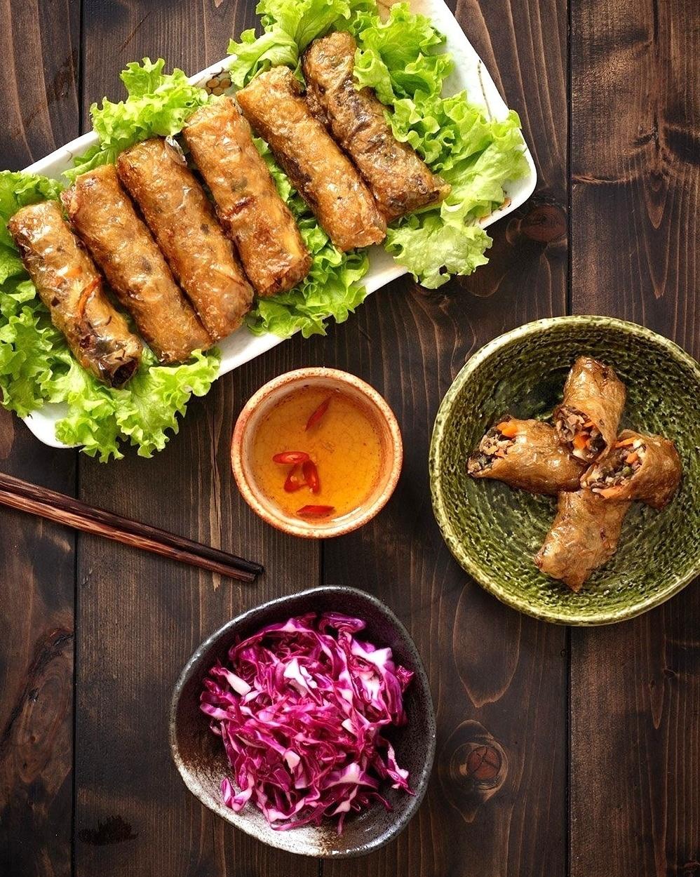 Những món ăn Việt Nam được HLV Park Hang-seo yêu thích - Ảnh 6.