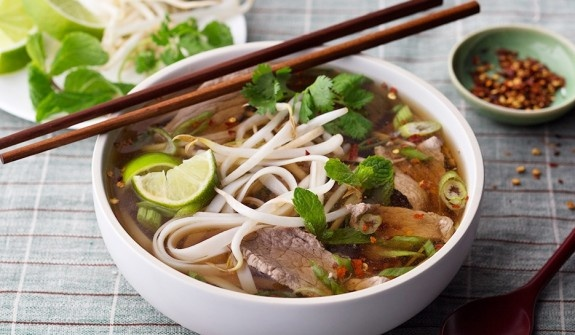 Những món ăn Việt Nam được HLV Park Hang-seo yêu thích - Ảnh 3.