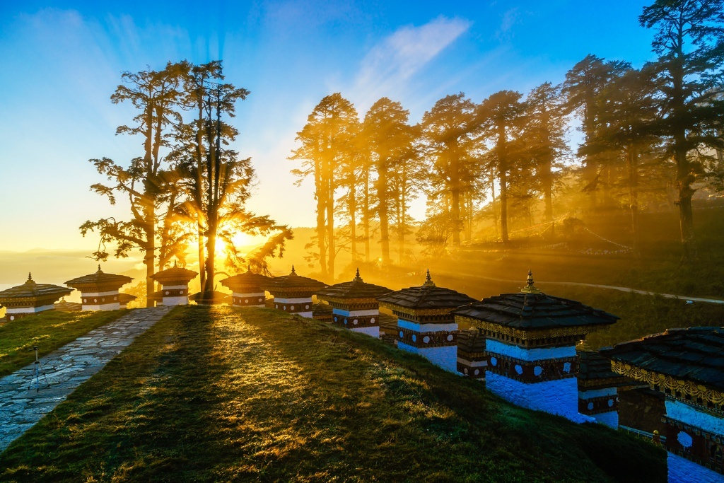 Kinh nghiem du lich Bhutan - vuong quoc hanh phuc nhat the gioi hinh anh 1 Anh_2_Nguyen_Thanh_Tung.jpg