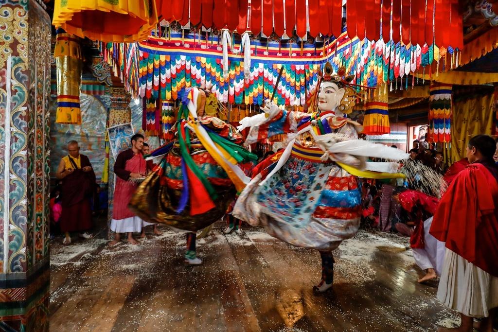 Kinh nghiem du lich Bhutan - vuong quoc hanh phuc nhat the gioi hinh anh 3 Anh_6_Nguyen_Thanh_Hai.jpg
