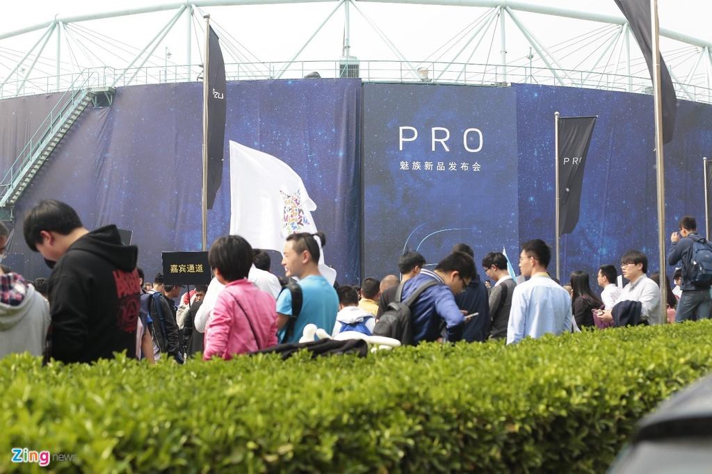 Meizu Pro 6 ra mat, chip 10 nhan, thiet ke don dau iPhone 7 hinh anh 1