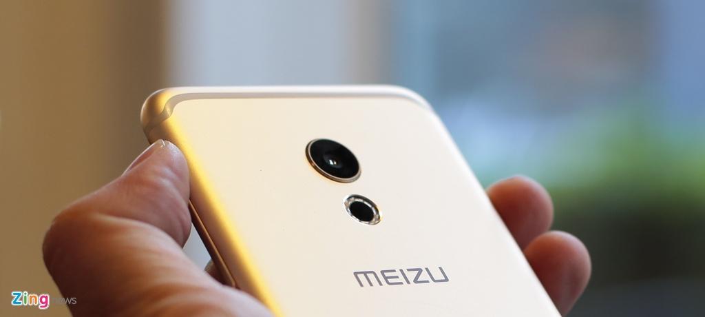 Meizu Pro 6 ra mat, chip 10 nhan, thiet ke don dau iPhone 7 hinh anh 12