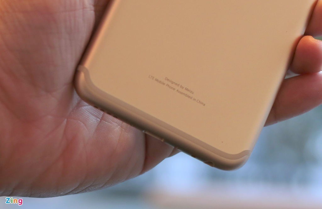 Meizu Pro 6 ra mat, chip 10 nhan, thiet ke don dau iPhone 7 hinh anh 10