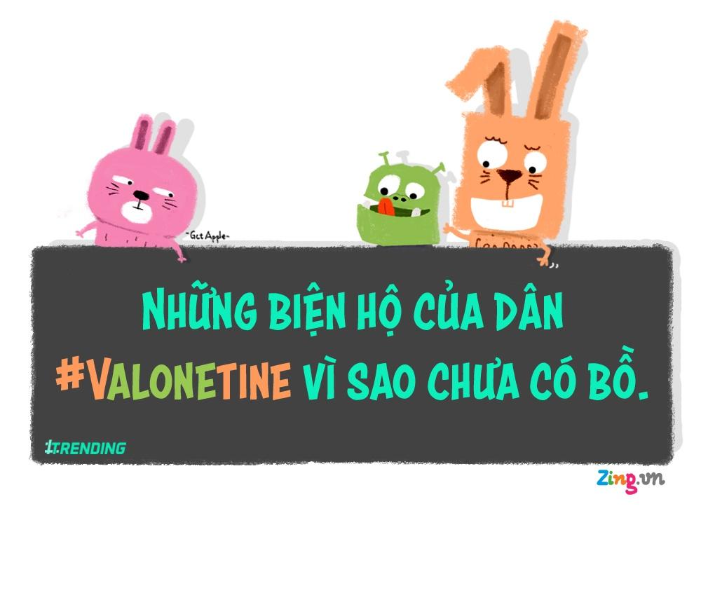 Vi sao toi chon #Valonetine? hinh anh 1