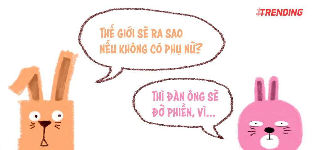 Ngay the gioi khong con phu nu hinh anh 1