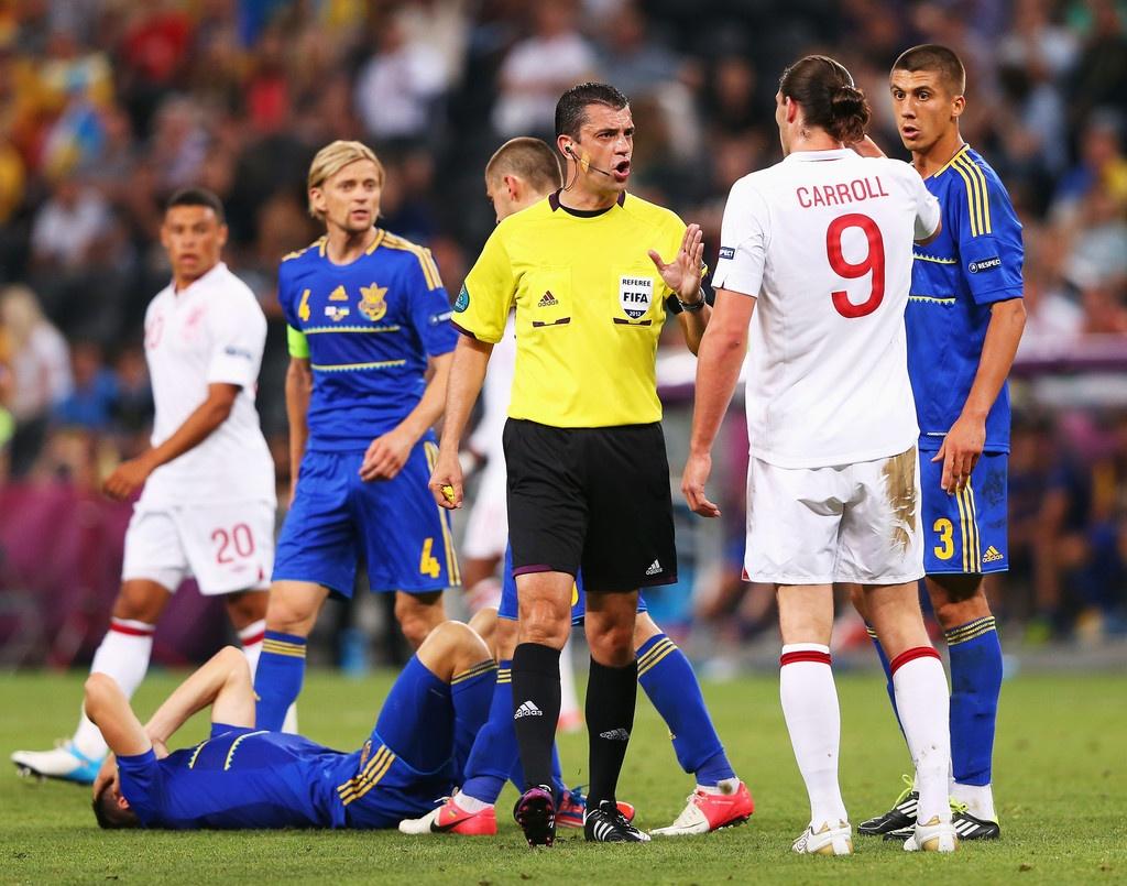 trong tai Bayern Madrid anh 1