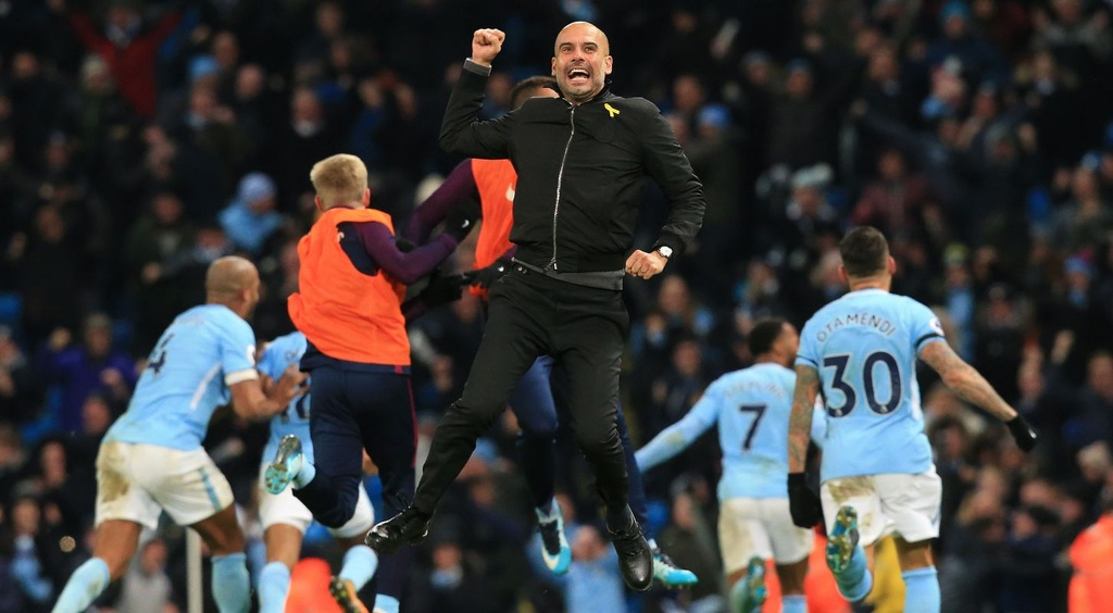 Manchester City tren duong pha vo 5 ky luc Premier League hinh anh 1