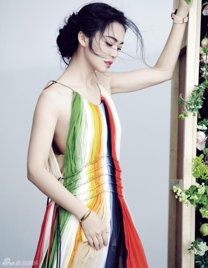 Angelina Trung Quoc: 'Tha mac ho tinh te con hon kin que' hinh anh 3