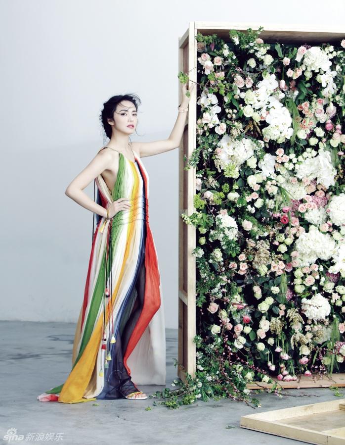 Angelina Trung Quoc: 'Tha mac ho tinh te con hon kin que' hinh anh 4
