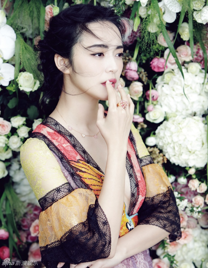 Angelina Trung Quoc: 'Tha mac ho tinh te con hon kin que' hinh anh 6