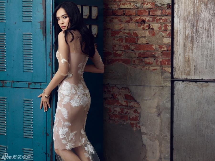 Angelina Trung Quoc: 'Tha mac ho tinh te con hon kin que' hinh anh 1