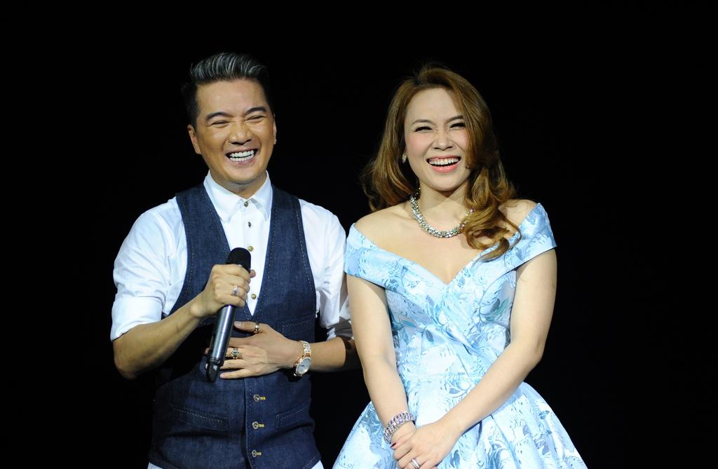 Dam Vinh Hung,  My Tam,  Thanh Tung,  Hong Nhung anh 5