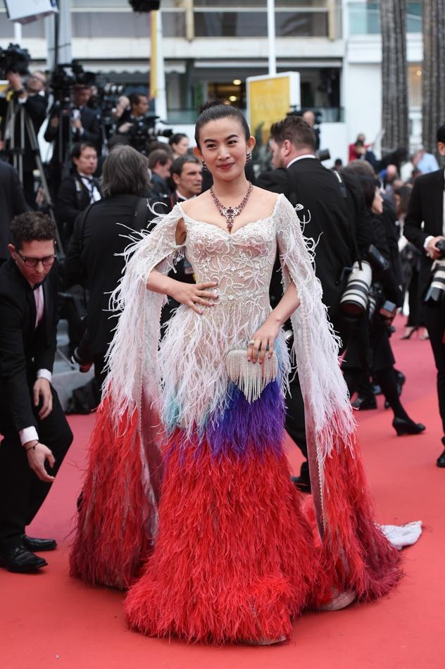 Sao nu Hoa ngu bi 'duoi kheo' ngay truoc ong kinh tai Cannes hinh anh 2
