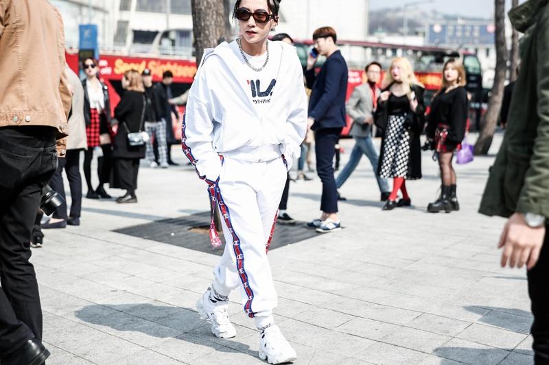 Son Tung MTP tai Seoul Fashion Week 2017 anh 4
