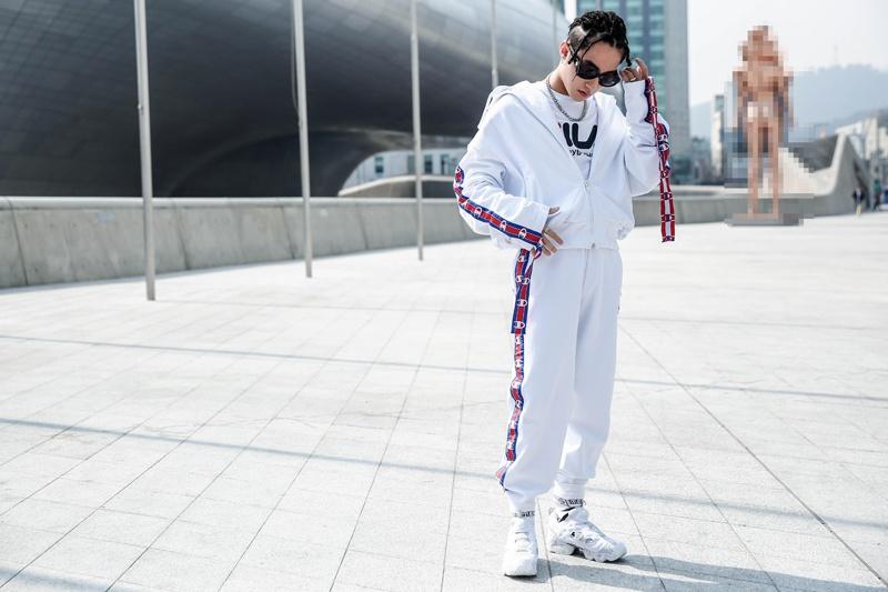 Son Tung MTP tai Seoul Fashion Week 2017 anh 2