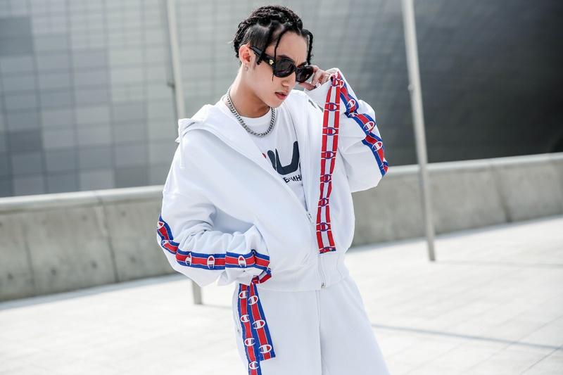 Son Tung MTP tai Seoul Fashion Week 2017 anh 3