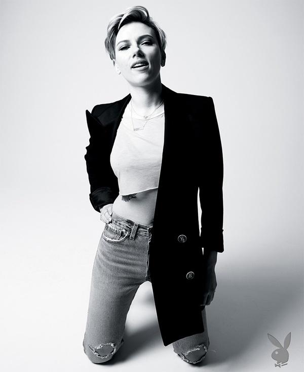 Thoi trang giau nhuoc diem cua my nhan nong bong Scarlett Johansson hinh anh 11