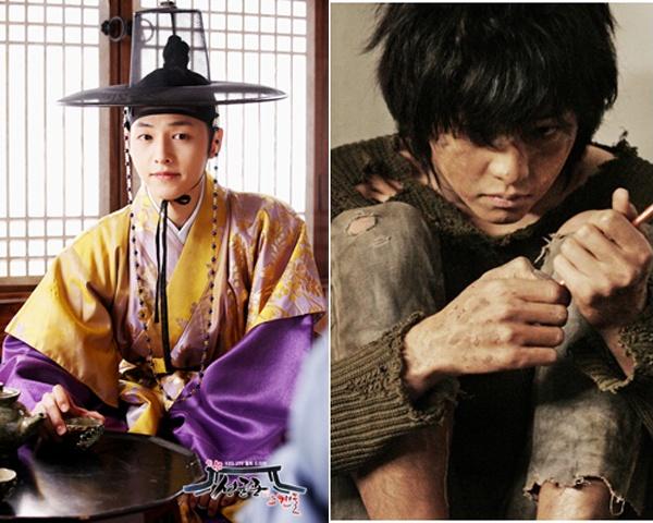 Song Hye Kyo va Song Joong Ki ket hon anh 2