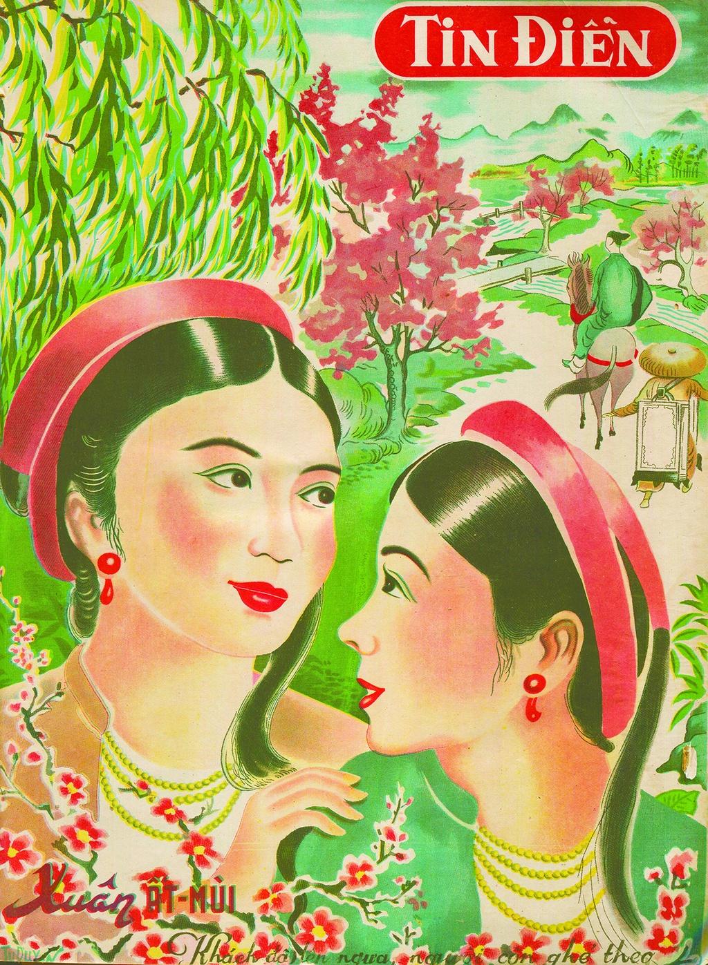 Bao Xuan Sai Gon xua: Giai pham va giai nhan hinh anh 9