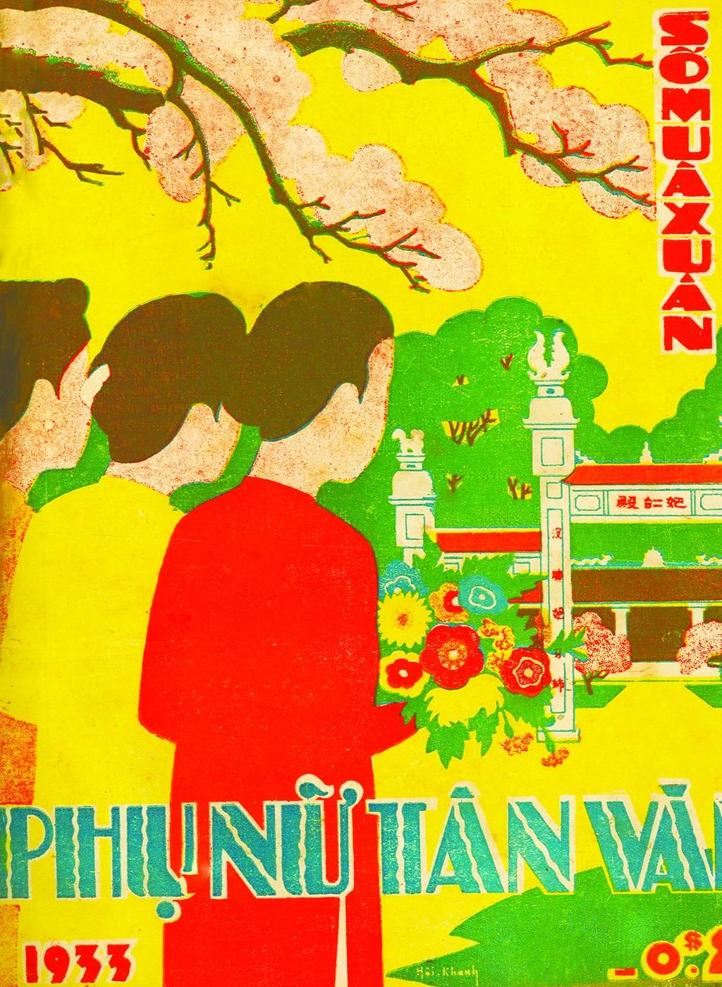 Bao Xuan Sai Gon xua: Giai pham va giai nhan hinh anh 1