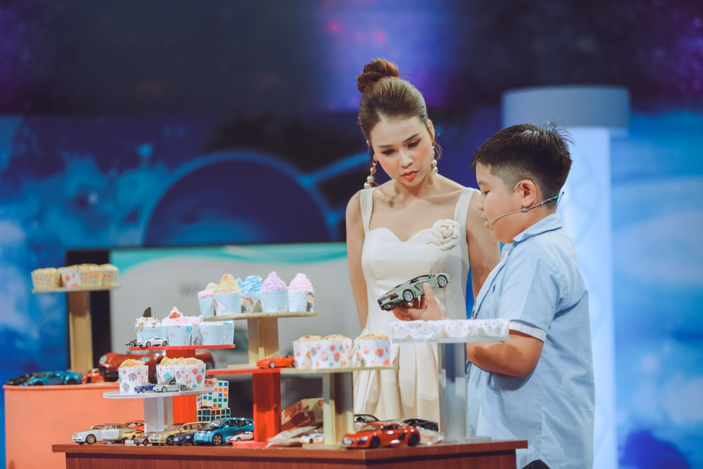 game show kiddie shark anh 1