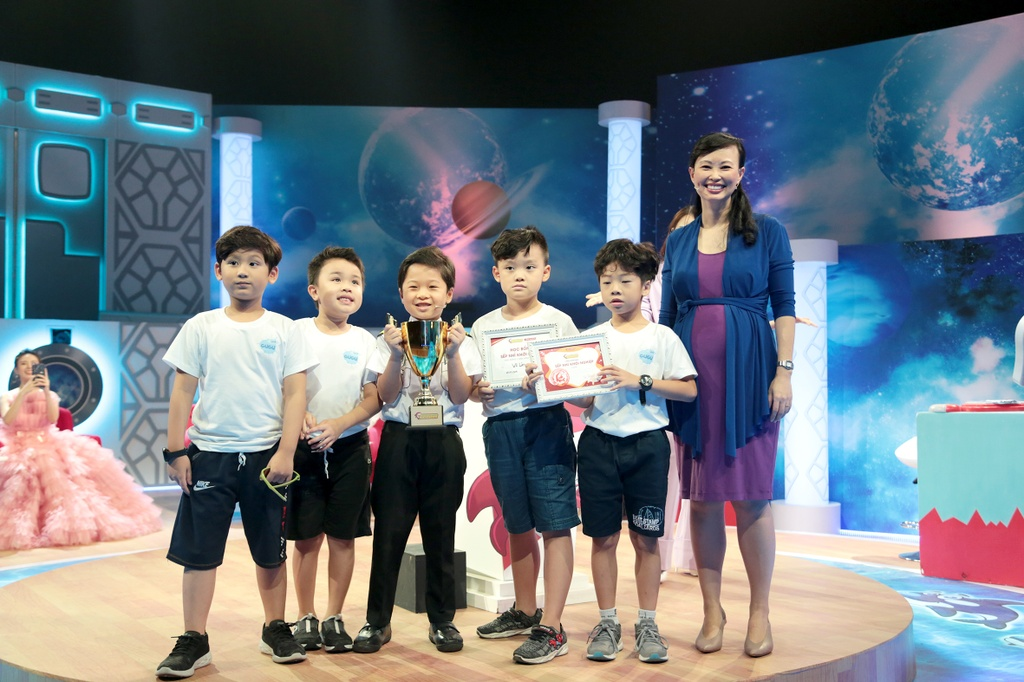 game show kiddie shark anh 3