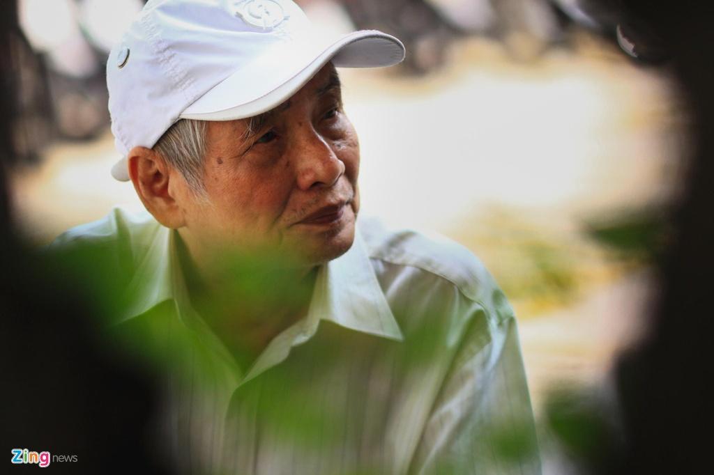 NSND Kim Cuong, Tran Hieu den vieng nhac si Nguyen Van Ty hinh anh 11 vanty999_zing.jpg