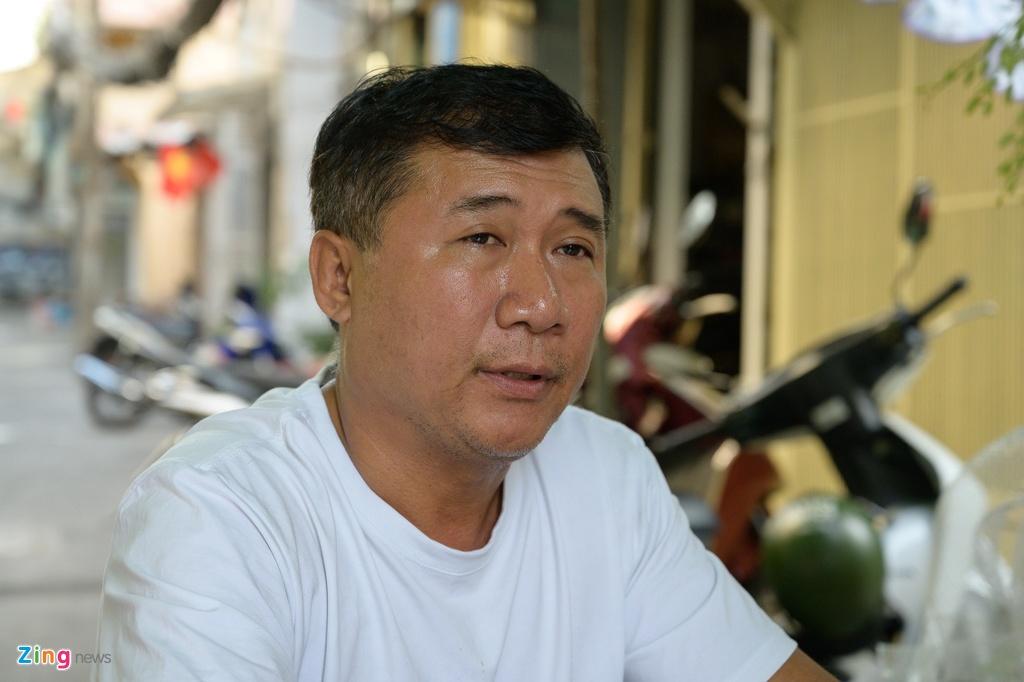 Me dien vien Phuong Trang: 'Dau don nhin con ra di khi moi 24 tuoi' hinh anh 4 bangoc2_zing.jpg