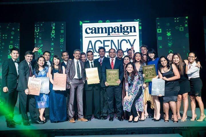 Mindshare thắng đậm tại khu vực châu Á Thái Bình Dương với nhiều giải cao dành cho tổ chức và cá nhân.