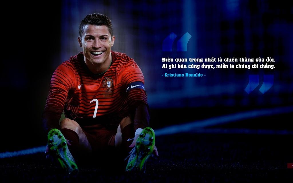 10 cau noi day cam hung cua Cristiano Ronaldo hinh anh 6