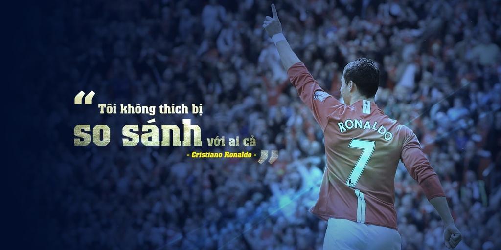 10 cau noi day cam hung cua Cristiano Ronaldo hinh anh 7