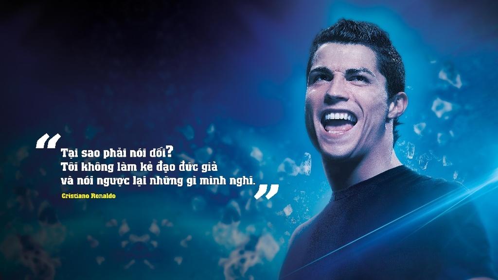 10 cau noi day cam hung cua Cristiano Ronaldo hinh anh 10