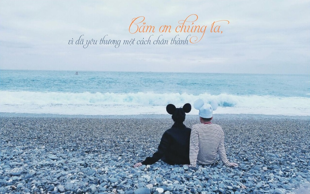 Khong phai the thot hay trao qua xa hoa, yeu la nam chat tay nhau mai hinh anh 3