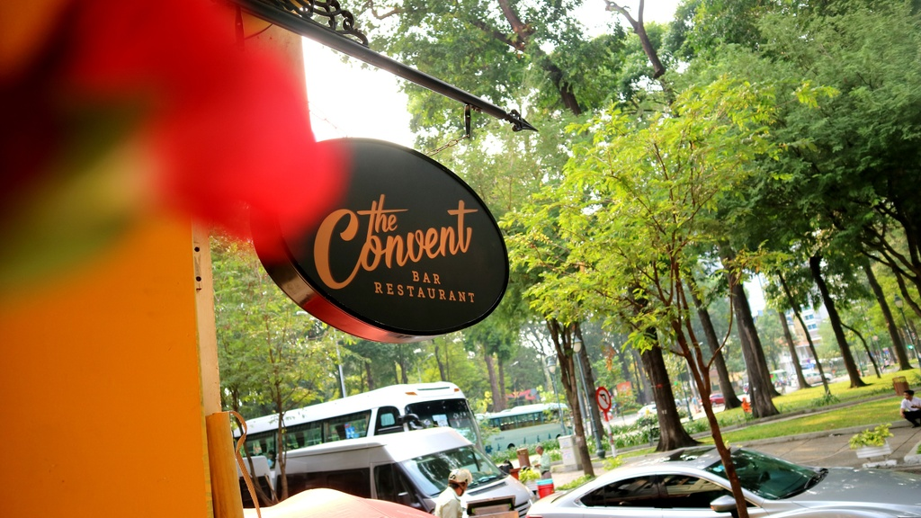 The Convent Bar & Restaurant anh 9