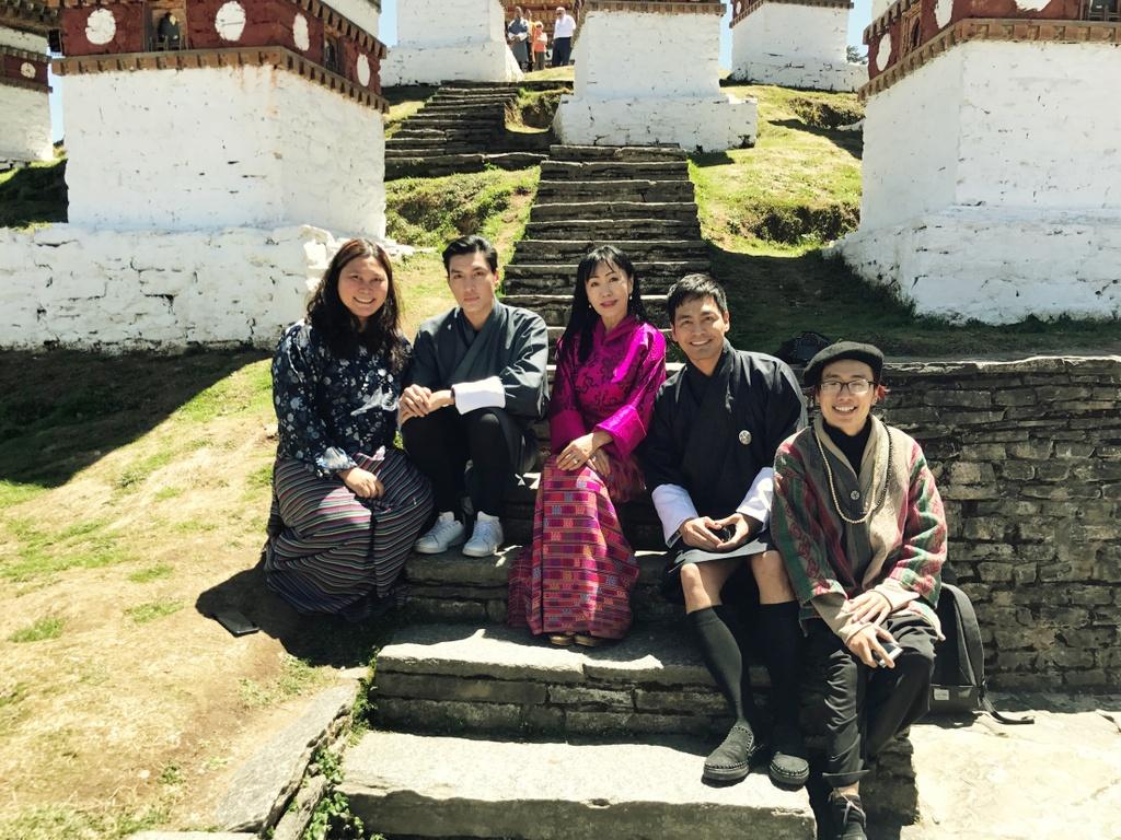 MC Phan Anh: 'O Bhutan, ngay nao toi cung thay than tam an lac' hinh anh 3