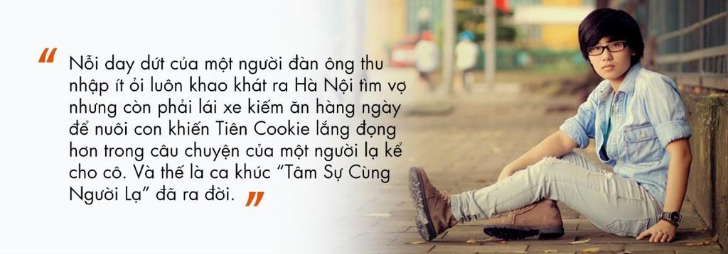4 dieu it biet ve 'nhac si chuyen tao hit' Tien Cookie hinh anh 4
