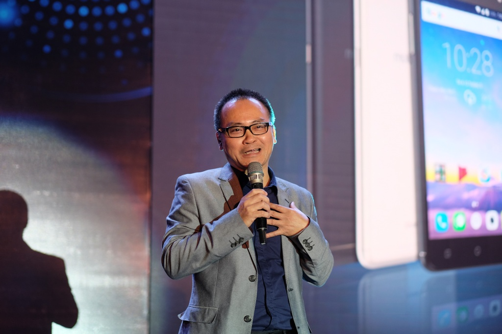 CEO Mobiistar: 'Khong dung mac thuong hieu Viet de ban san pham' hinh anh 1