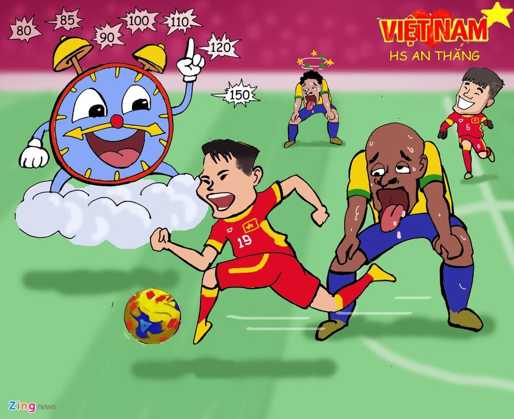 Hi hoa: 'Tuyet chieu' tao nen dau an the luc cho U23 Viet Nam hinh anh 4