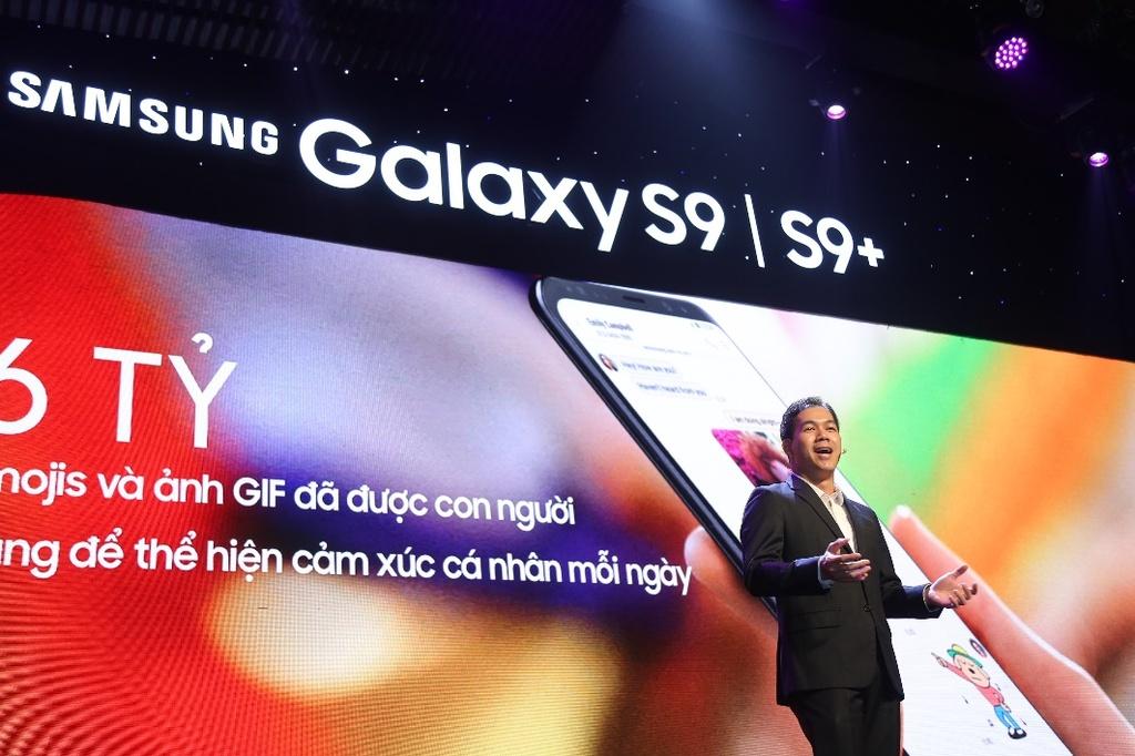 Samsung huong den ky nguyen 'giao tiep bang hinh anh' hinh anh 1