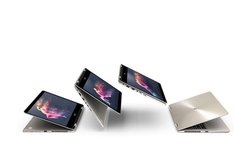 ZenBook Flip 14 - laptop co ban le xoay gap nho nhat the gioi hinh anh 2