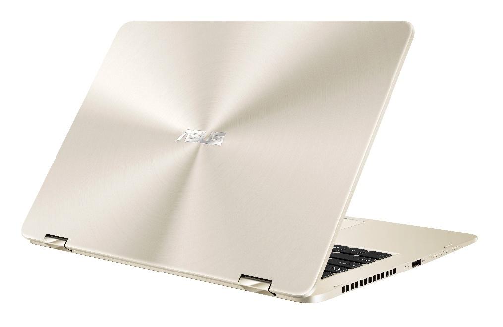 ZenBook Flip 14 - laptop co ban le xoay gap nho nhat the gioi hinh anh 3