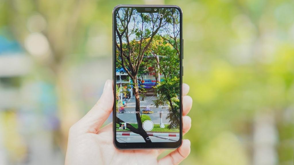 Vivo Y85: Smartphone duoi 6 trieu co camera kep, man hinh tran vien hinh anh 2
