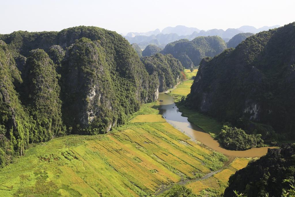 Hang Mua Ecolodge anh 1