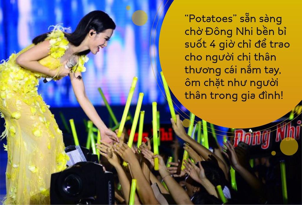 Dong Nhi: 'Ton tai o showbiz khong chi co giong hat' hinh anh 2