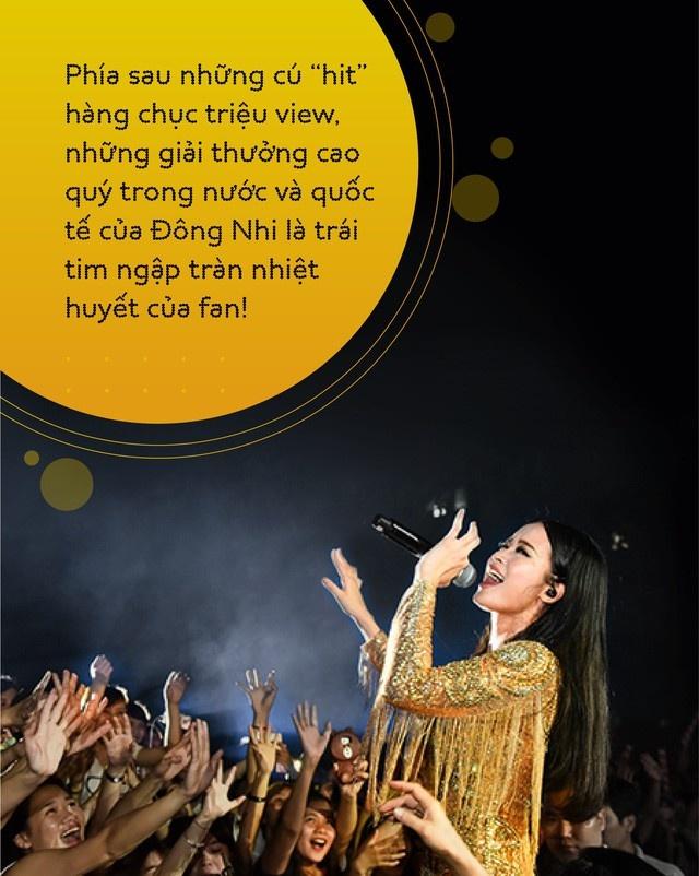 Dong Nhi: 'Ton tai o showbiz khong chi co giong hat' hinh anh 5