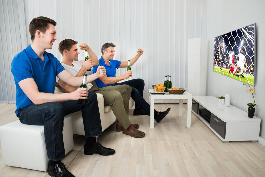 5 mau TV Samsung hut khach trong mua World Cup hinh anh 10