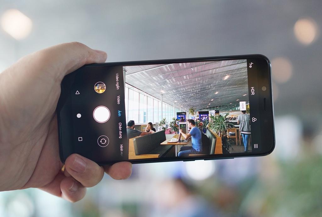 Trai nghiem nhanh camera Xiaomi Mi A2: Tot hon mong doi hinh anh 1